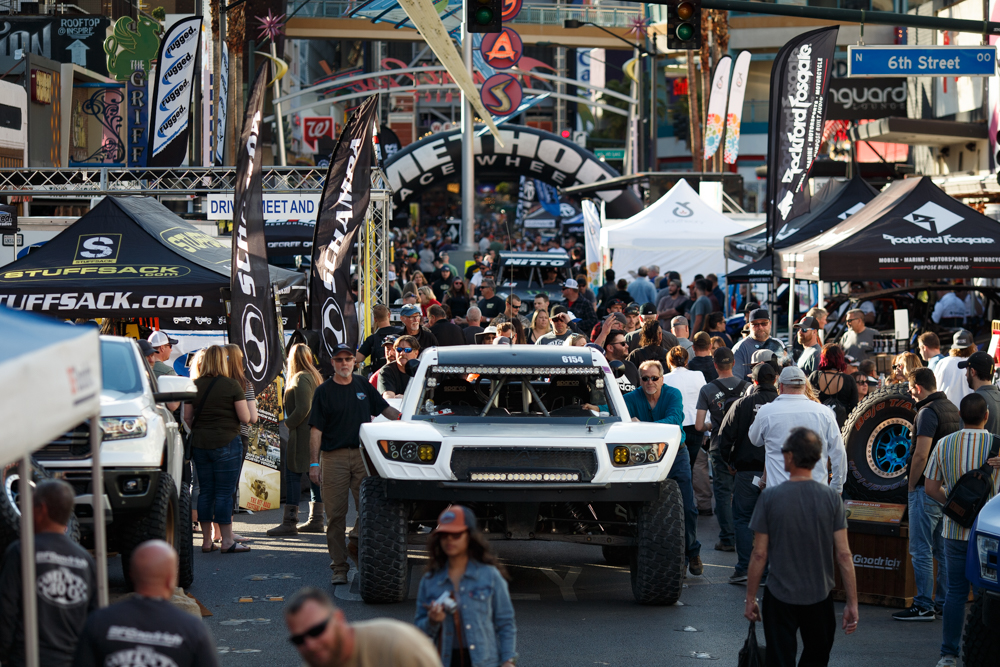 Contingency and Tech Inspection at The Mint 400
