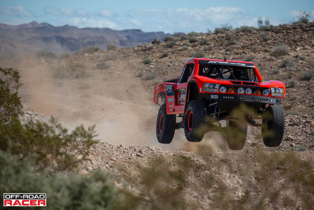 RPM Trophy Truck powered by Dougans Racing Engines