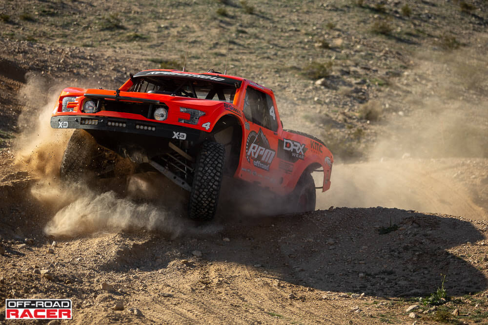 RPM Trophy Truck with Dougans Racing Engine