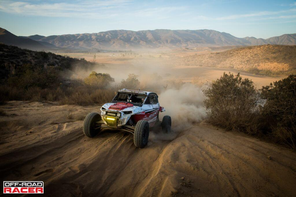 2018 Baja 1000 Pro UTV Forced Induction Champion Wayne Matlock