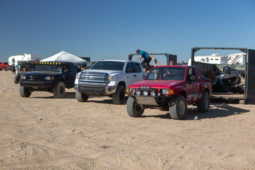 cleaning our desert barstow