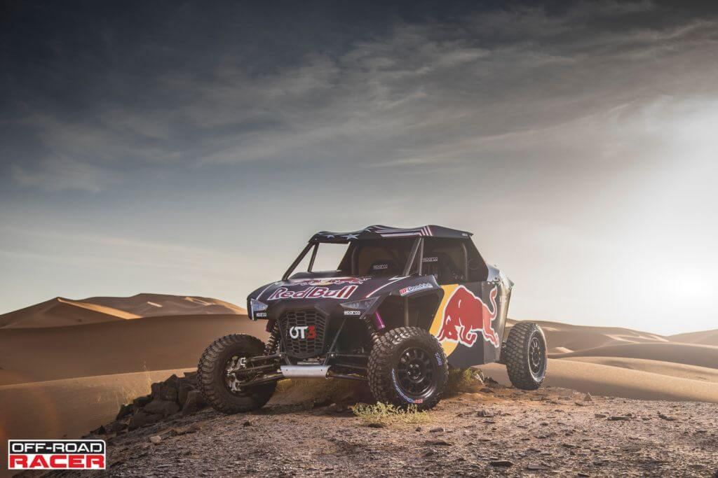 Detail shot of the OT3 by Overdive in Erfoud, Morocco on October 3, 2019. // Flavien Duhamel/Red Bull Content Pool // AP-22EBTEZTN1W12 // Usage for editorial use only //