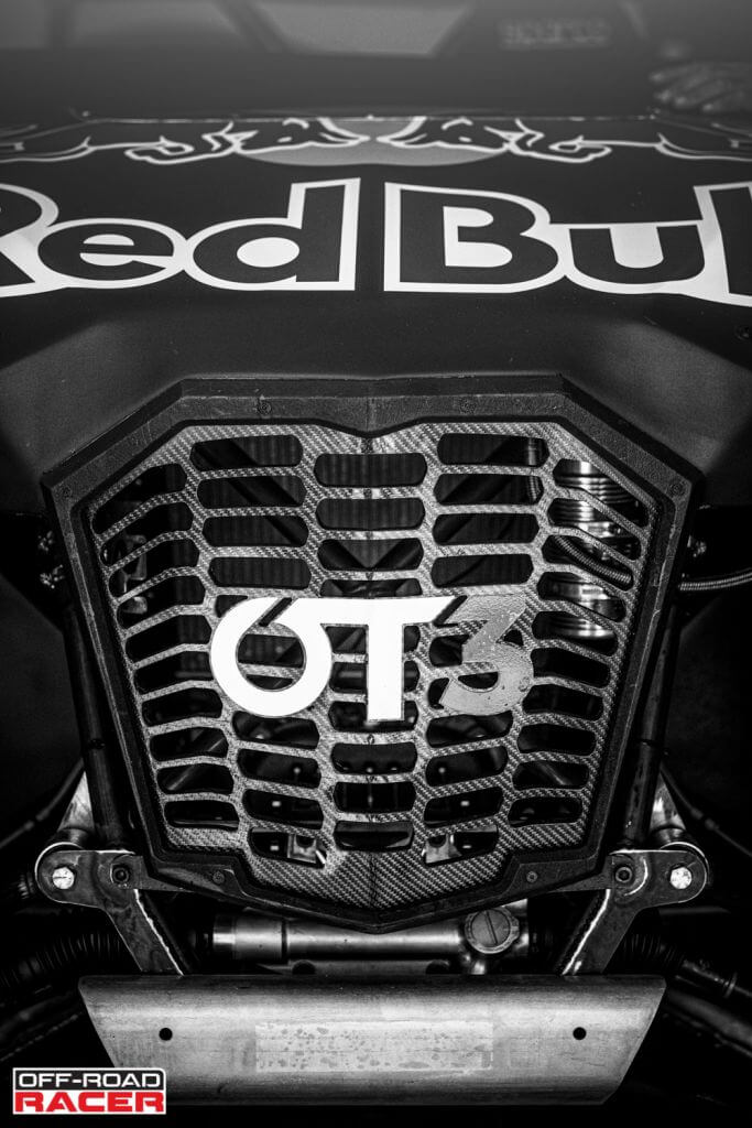 Detail shot of the OT3 by Overdive in Erfoud, Morocco on October 2, 2019. // Flavien Duhamel/Red Bull Content Pool // AP-22EBTEV6S1W11 // Usage for editorial use only //