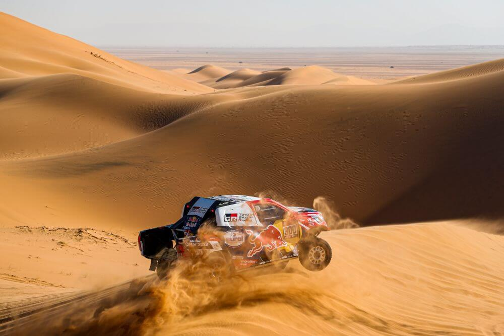 2020 Dakar Rally Stage 7
