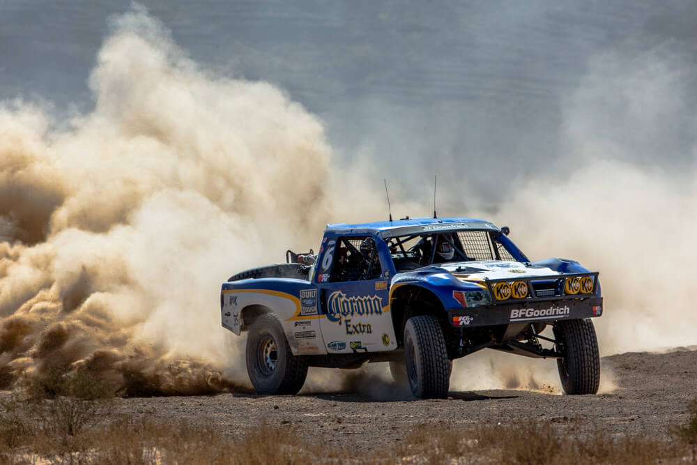 4 Laps of Racing at The 2020 Mint 400