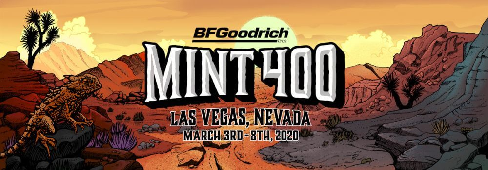 2020 Mint 400 Las Vegas Nevada The Weatherman Returns