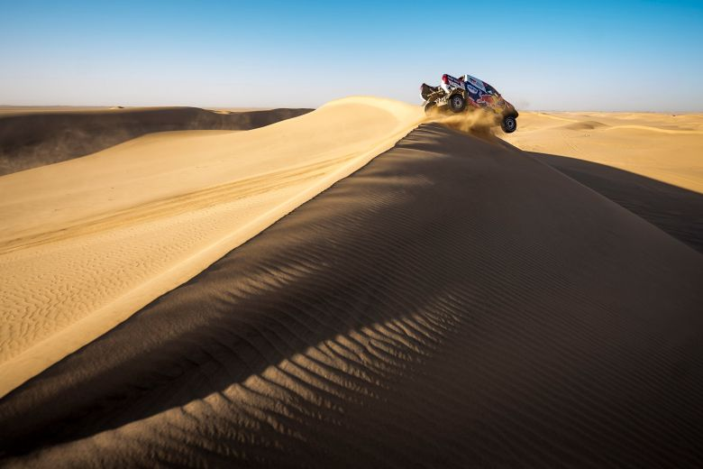 2020 dakar rally stage 8 Nasser Al Attiyah