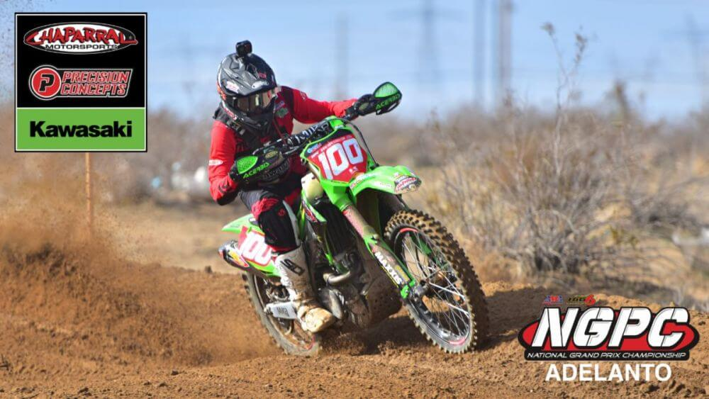 AMA National Grand Prix Championship Round 1 | Adelanto, CA