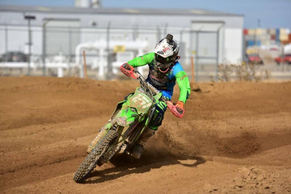 Clay Hengeveld - 16th place Pro II