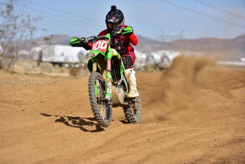 Zach Bell - 1st place Pro