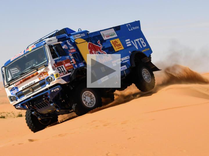 Dakar rally 2020 red-bull desert wings stage 6