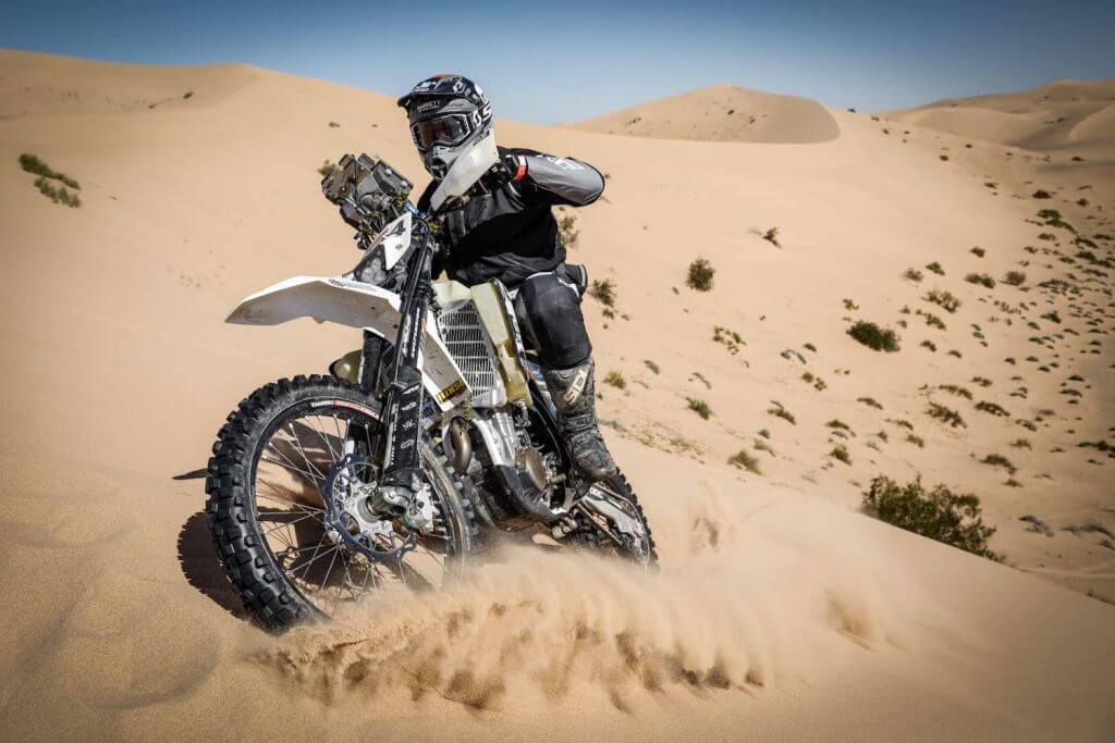 Sonora Rally Raid Motorcycle