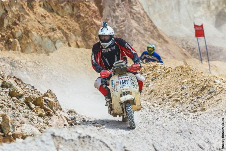 tutto mondo racing is bringing a pair of vespas to the norra mexican