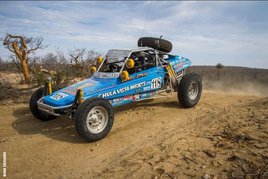Bilstein And The NORRA Mexican 1000 Are Perfect Together