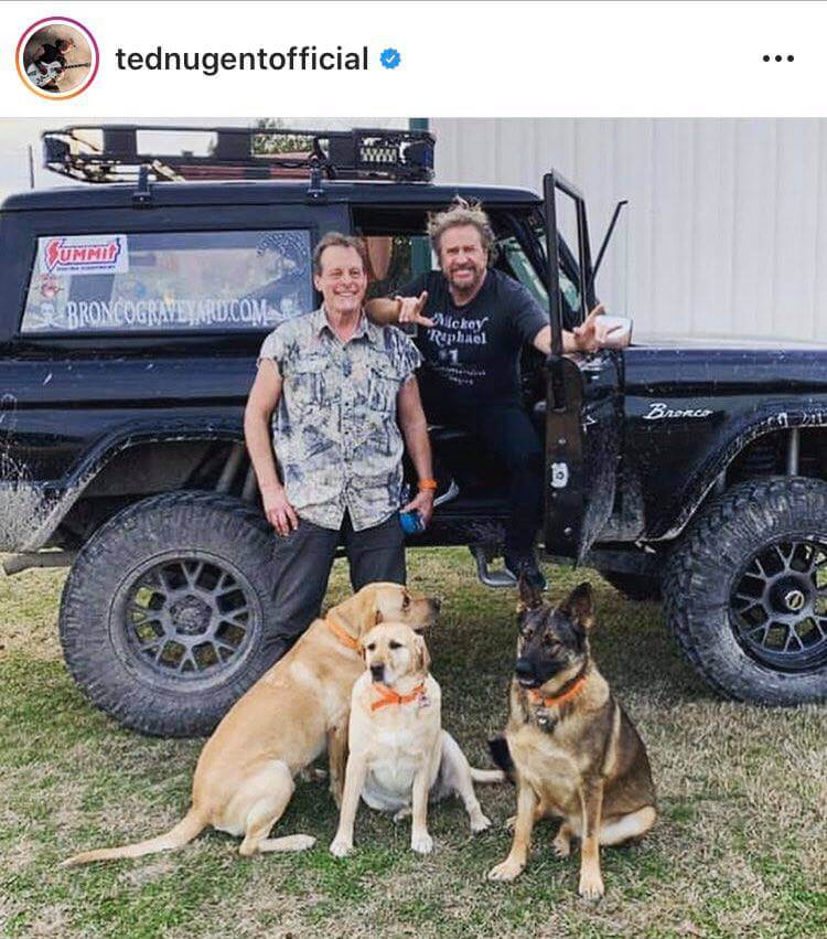 ted_nugent_sammy_hagar_hunting_driving_instagram_ig