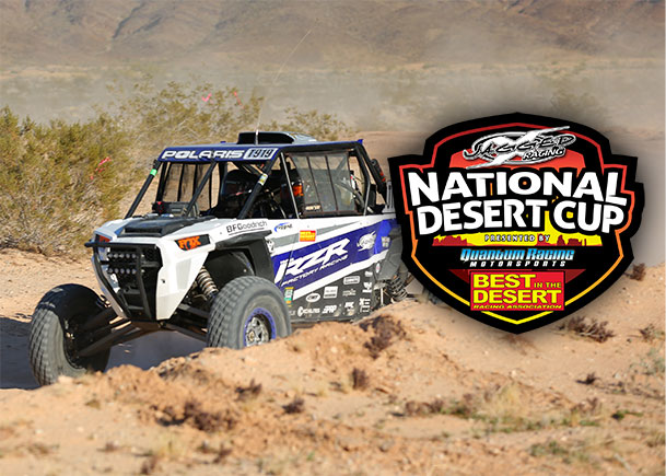Best In The Desert Prepares for Jagged X National Desert Cup Presented by Quantum Motorsports