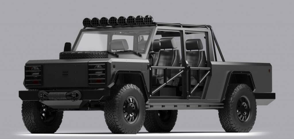 Bollinger-custom-electric-truck-off-road