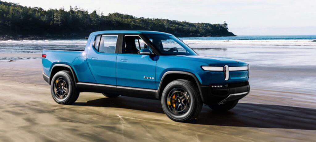 Rivian-electric-truck-offroad
