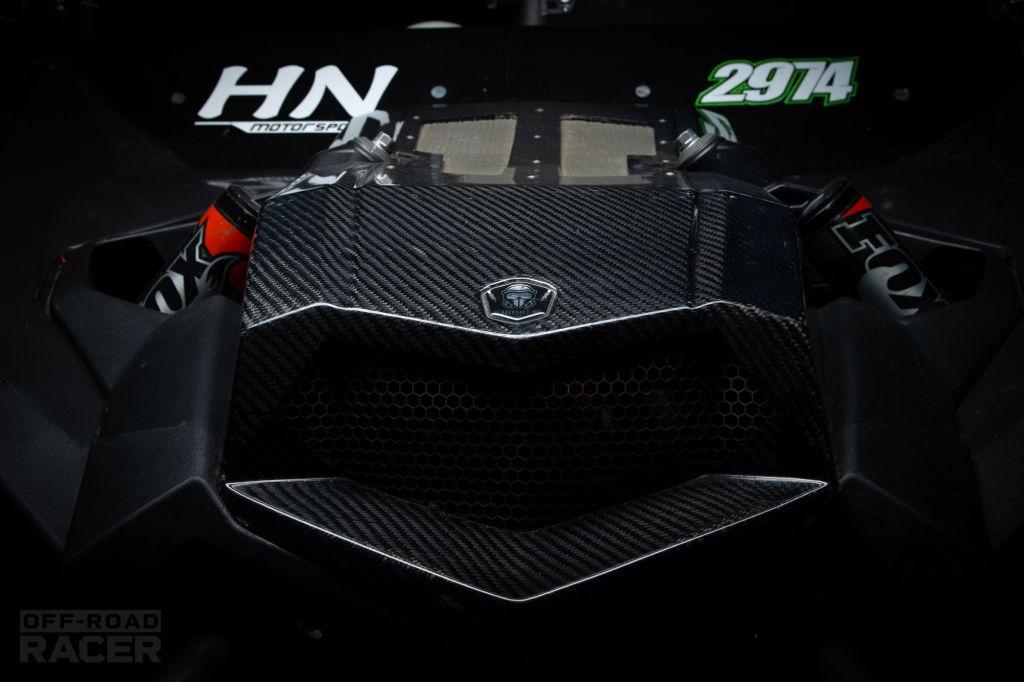 HN Motorsports UTV body details