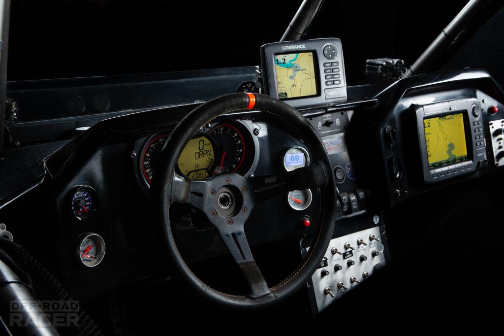 HN Motorsports UTV dashboard