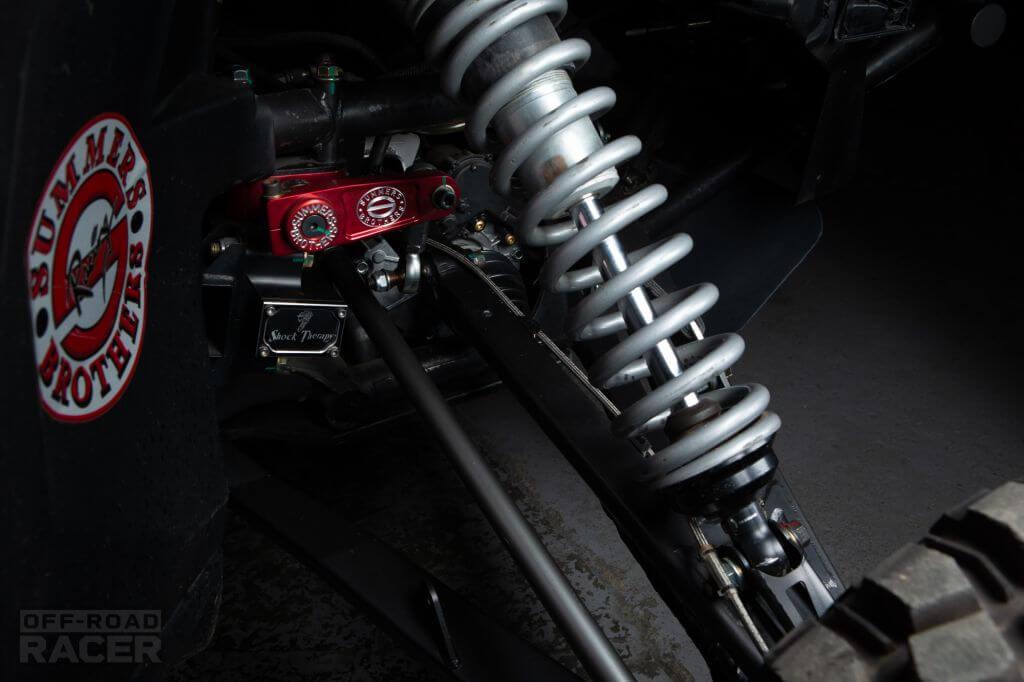 HN Motorsports UTV front arms