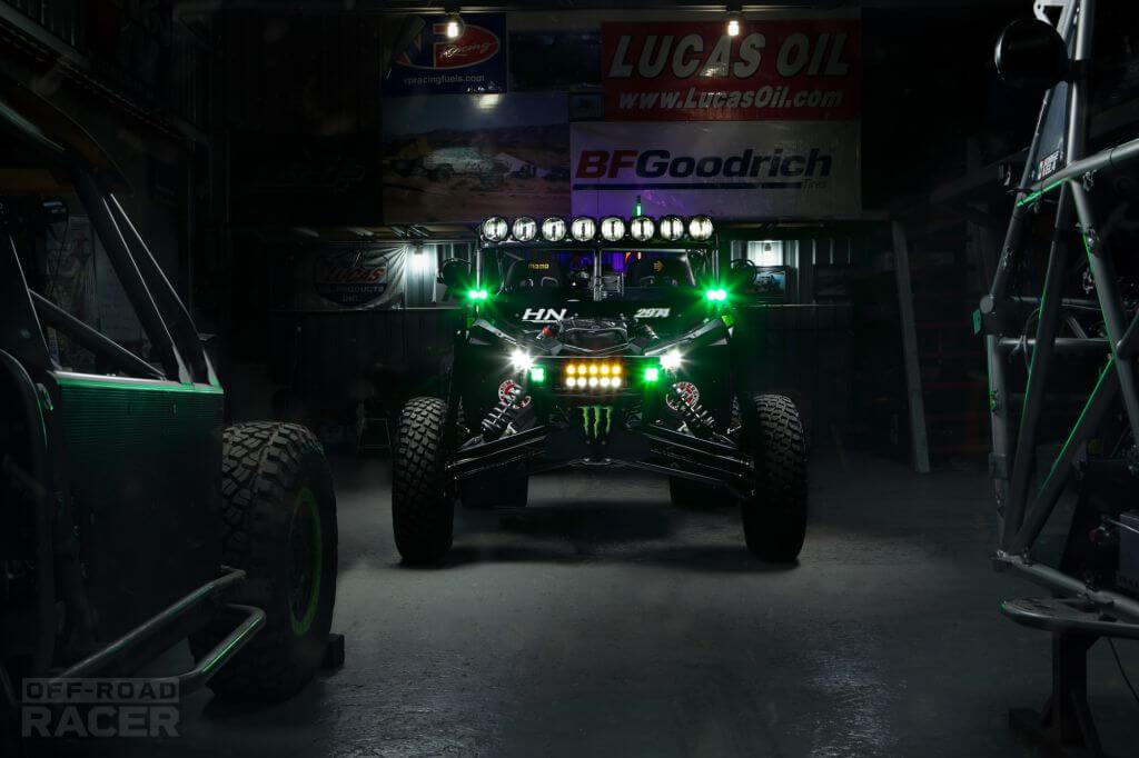 HN Motorsports UTV front end