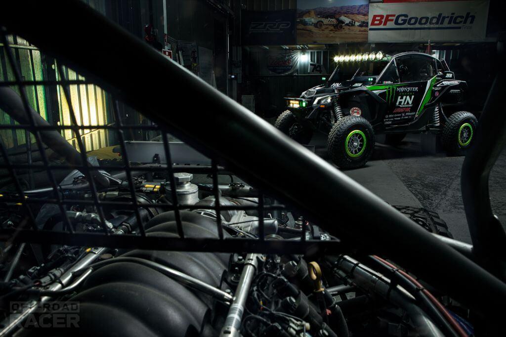 HN Motorsports UTV front side