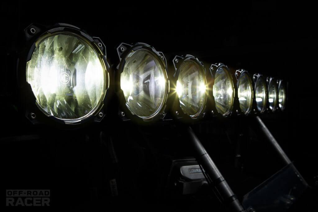 HN Motorsports UTV headlights