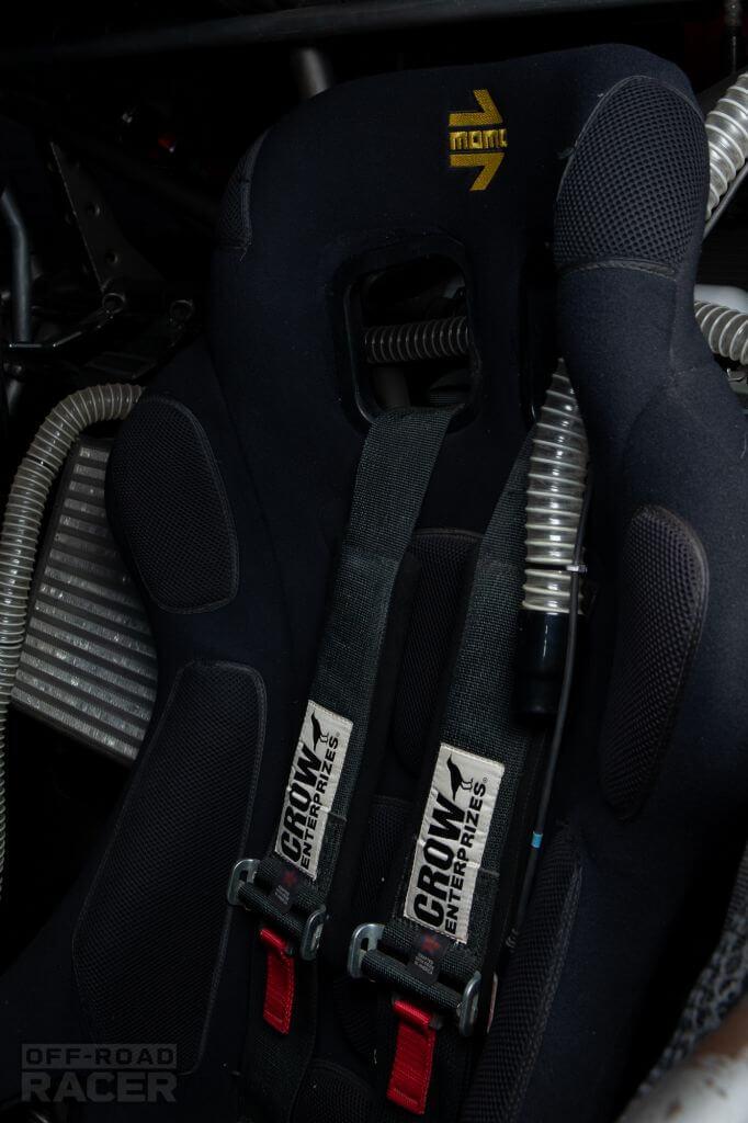 HN Motorsports UTV interior seats