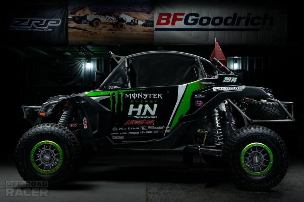 HN Motorsports UTV profile
