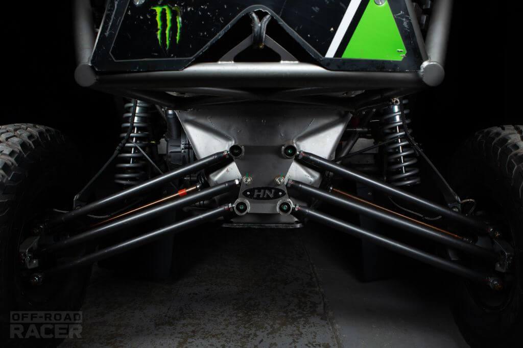 HN Motorsports UTV rear end