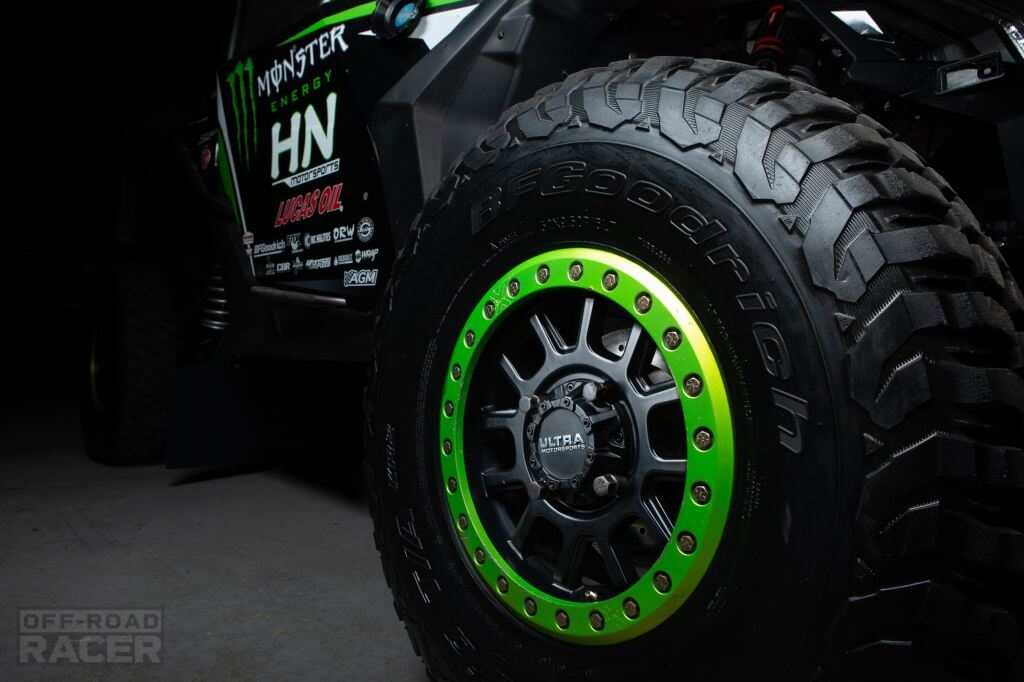 HN Motorsports UTV tires wheels