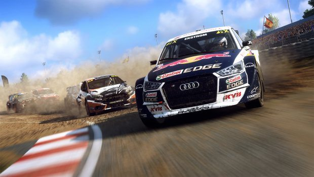 normal DiRT Rally RX Barcelona