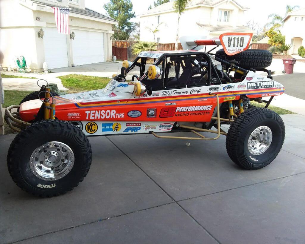 Norm francis off road buggie