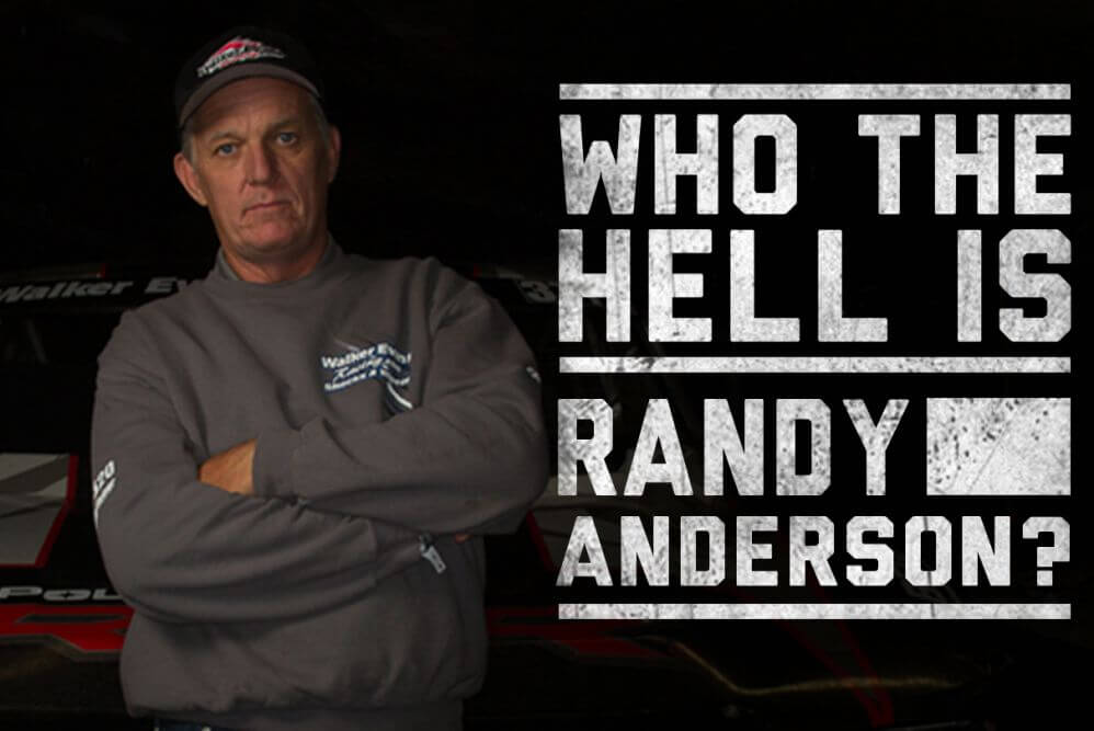 WHO THE HELL IS RANDY ANDERSON