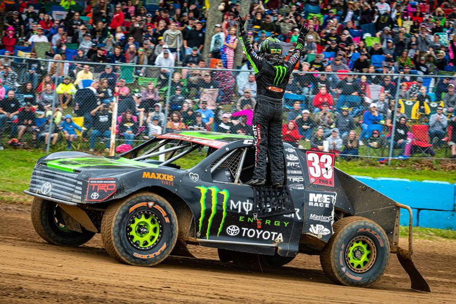 championship off road annouces payouts for inaugural season