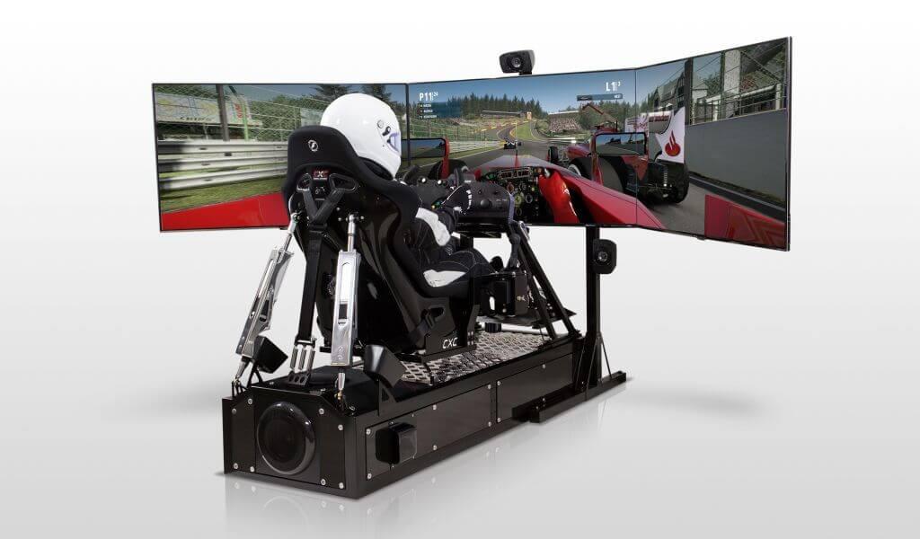 cxc racing sim