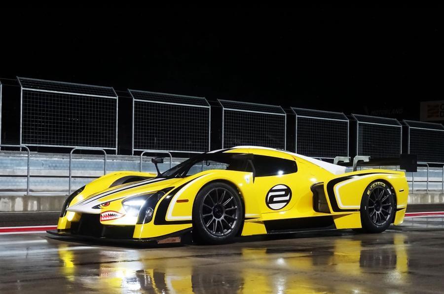 glickenhaus race car off road racer