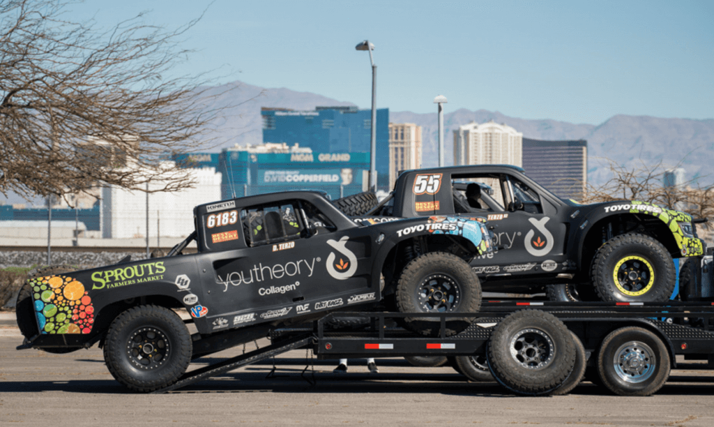 youtheory mint las vegas off road racing