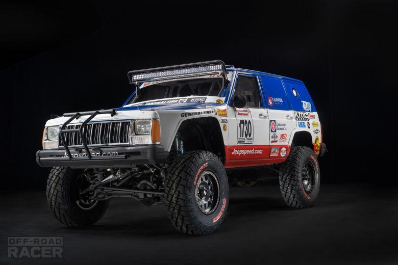 Jeep Speed