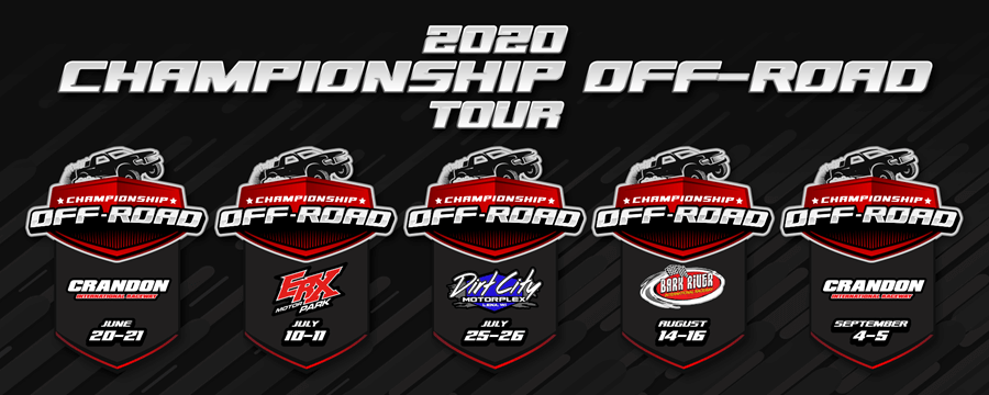 Championship Off Road Announces Another Key Leadership Role