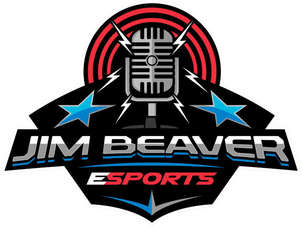 Jim beaver ESPORTS Logo off raod racing