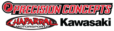 Precision concepts Kawasaki Team off road racing