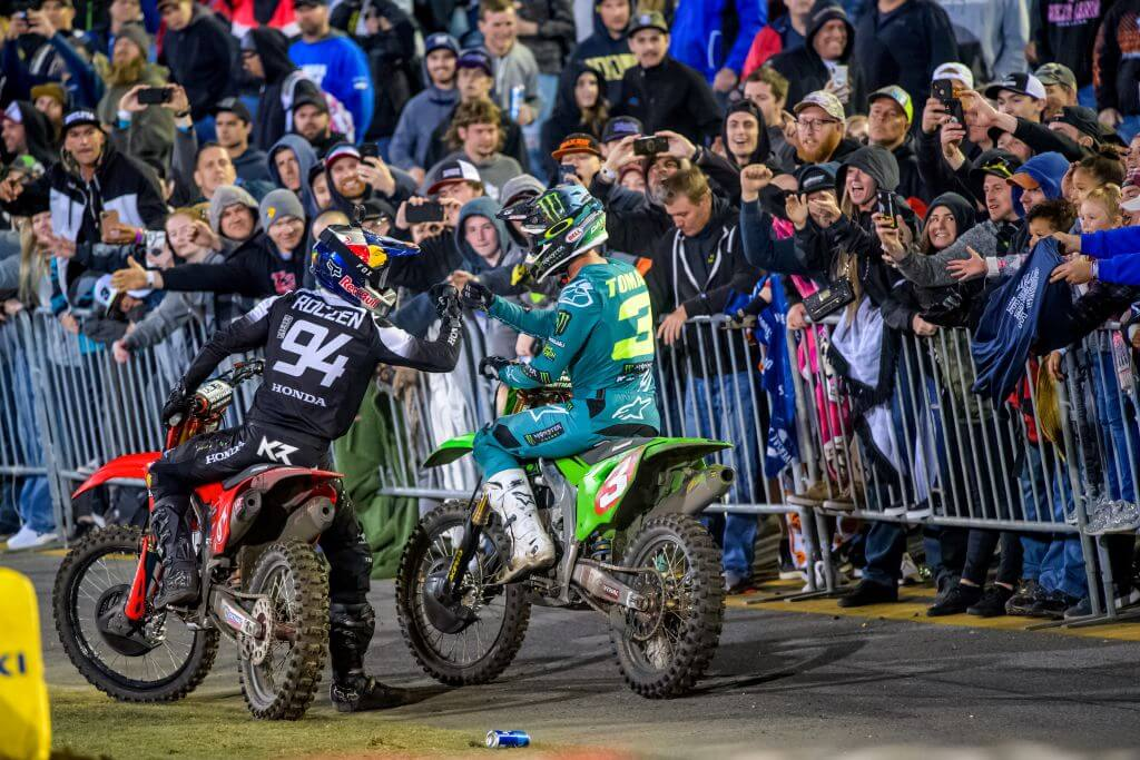 TOMAC DAYTONA SX monster energy off road racer
