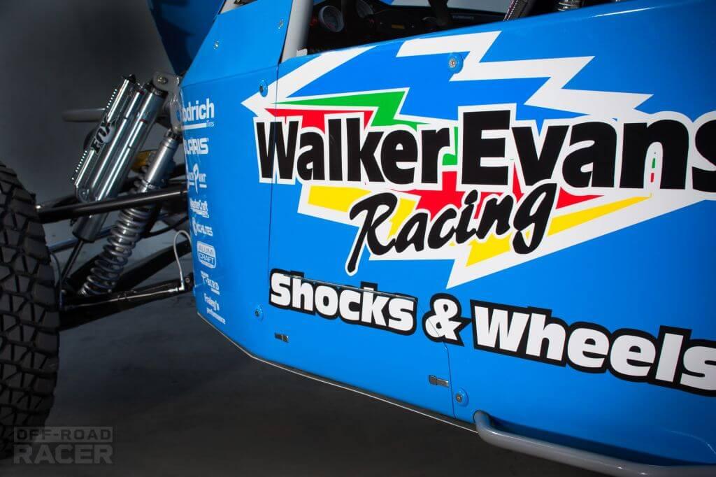Walker Alumicraft Detail