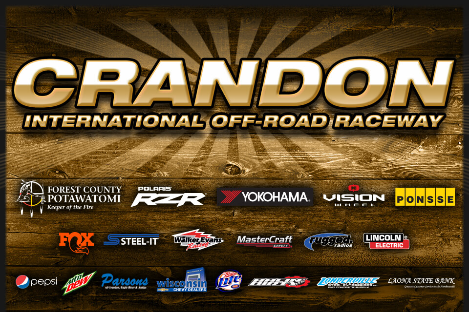 crandon off road footer