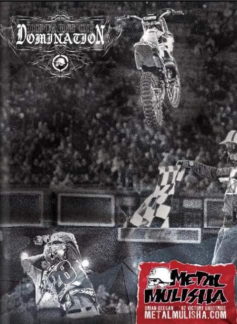 deegan ghostride