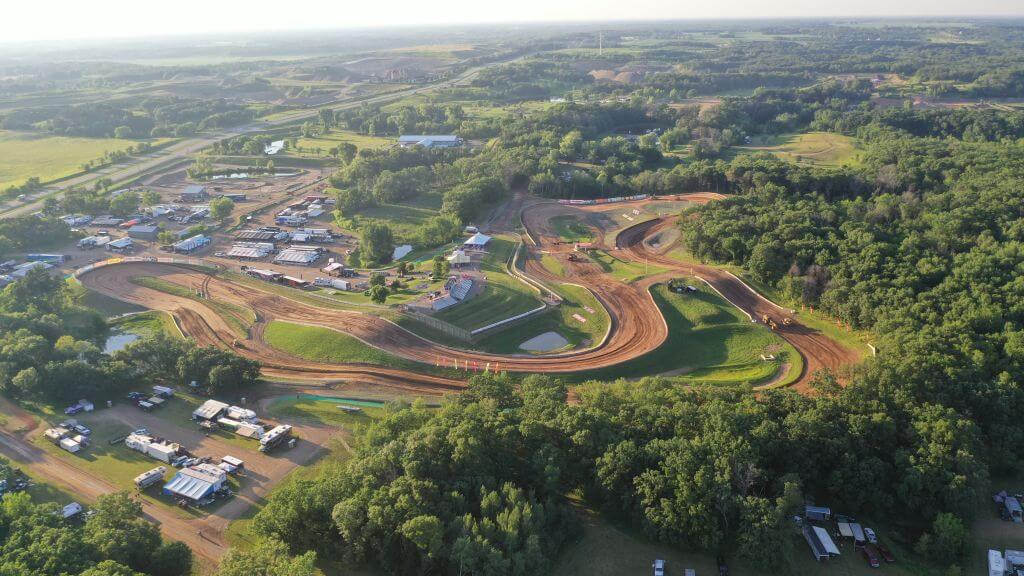 erx off road park off road racer view