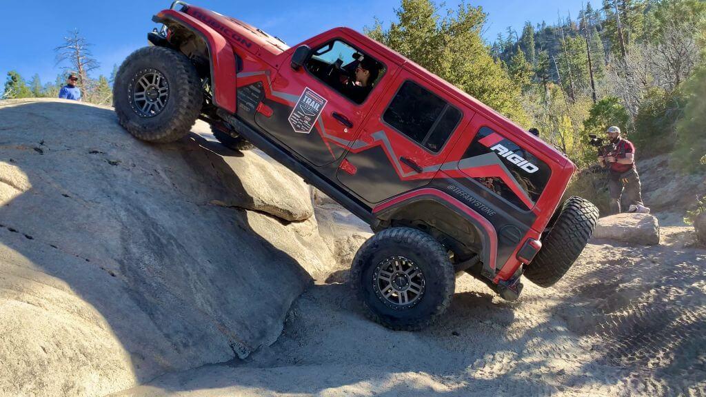 tiffany stone jeepcrawling big bear