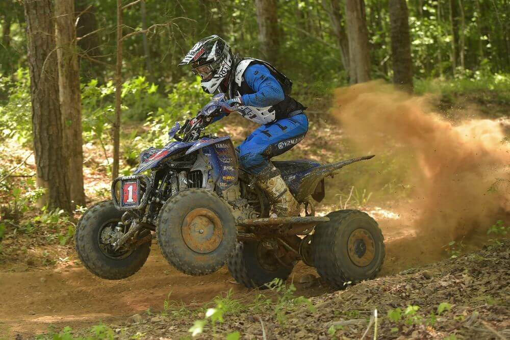 walker fowler racing off road racer